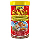 TETRA Goldfish flakes bio active - Aliment Complet en flocons pour Poisson Rouge - 500ml