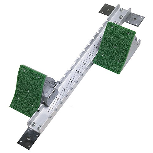 Track & Field Light Weight Aluminum Track Starting Block on The Market. Match Your Skill Set to Future Potential Using Our Award Winning Track Starting Block.