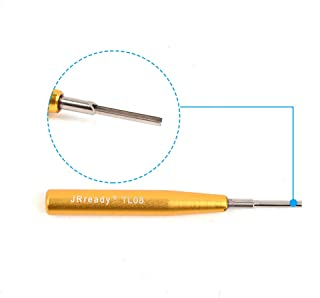 PRECISETOOL TL08 Removal Tool for HARTING HAN D-SUB & WAIN HM EMC-008 D-SUB HR23 & TE D-SUB series Connector Contacts
