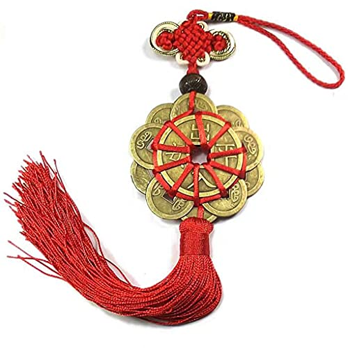 Chinois Knot Tassel Bonne Chance Charme Charme Chanceux et S