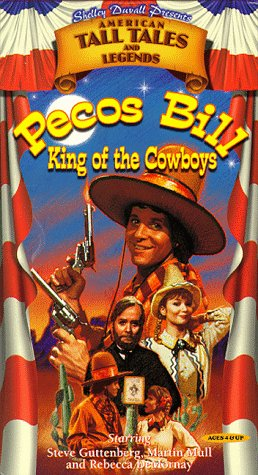 American Tall Tales and Legends - Pecos Bill [VHS]