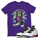 Arcade Machine Sneaker Shirt- Jordan 5 Alternate Bel-air