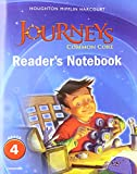 Common Core Reader's Notebook Consumable Grade 4 (Journeys)