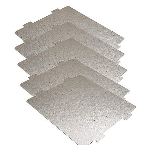 4,25'x 3,90' (10,8 cm x 9,9 cm) Accesorios para Horno microondas Placas de Mica Hojas 5 unids/Lote Pieza de reparación
