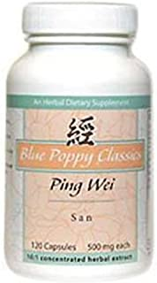 Blue Poppy- Ping Wei San 120 caps