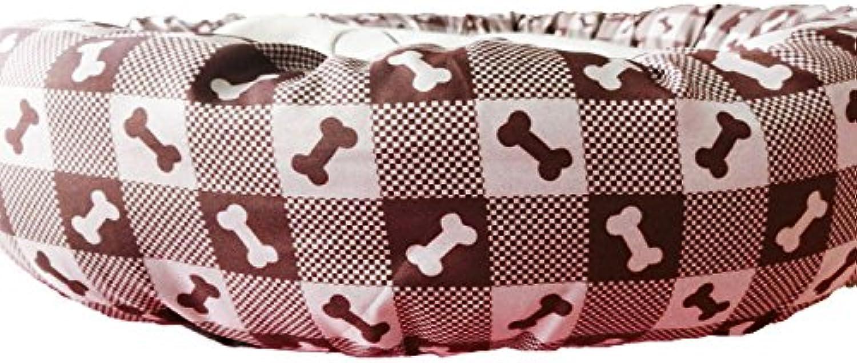 CHONGWUCX Pet round nest small dog nest fossa dog nest