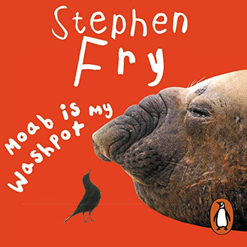 Moab Is My Washpot                   By:                                                                                                                                 Stephen Fry                               Narrated by:                                                                                                                                 Stephen Fry                      Length: 11 hrs and 33 mins     215 ratings     Overall 4.7