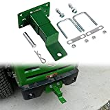 ELITEWILL Lawn Tractor Trailer Hitch Zero Turn...