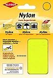 Kleiber + Co.GmbH Nylon-Flicken, gelb, ca. 10 cmx 12 cm