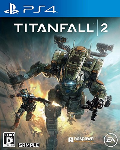 Titanfall 2 PS4 Japan Import