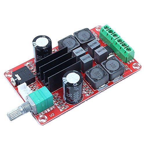 Why Should You Buy Icstation TPA3116D2 2X50W Class D Stereo Digital Audio Amplifier Power Amp Board ...