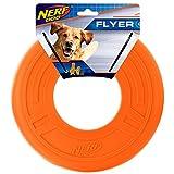 Nerf Dog 10in Atomic Flyer - Orange