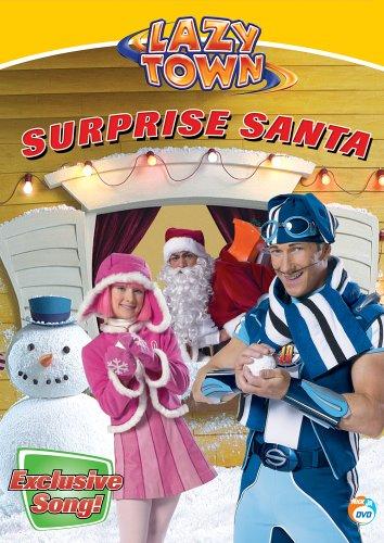 LazyTown -  Surprise Santa