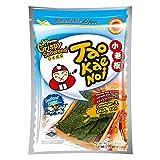TAOKAENOI BRAND Crispy Seaweed (Algensnack), Seafood, 40 g