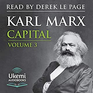 Capital Volume 3 audiobook cover art