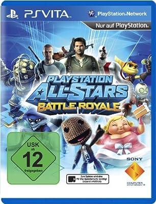 PlayStation All-Stars Battle Royale - Sony PlayStation Vita