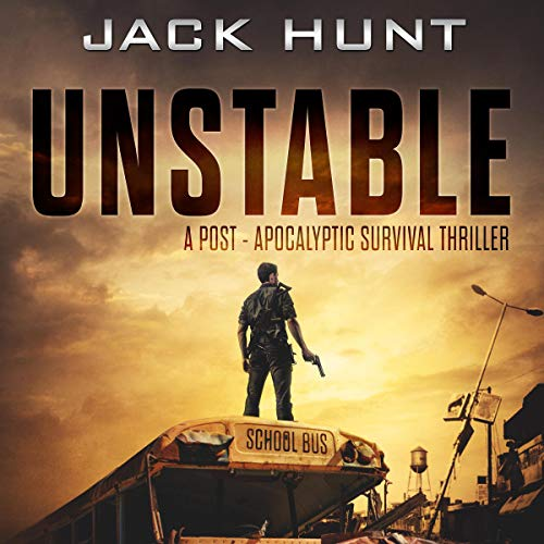 Unstable audiobook cover art