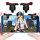 Supported Devices:Designed for games on android, PUBG, Fortnite, Knives Out, Rules of Survival, Survivor Royale, Battle Royale,Critical Ops. New Generation Mobile Game Joystick - This pair of mobile game controller will help you improve the gaming ex...