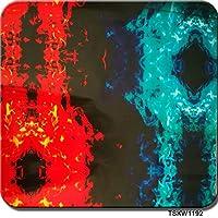 油圧含浸フィルム ハイドログラフィックフィルム、ハイドロディップフィルム - 炎パターン - 高解像度グラフィックス - 水転写印刷フィルムハイドロディップフィルム - 0.5メートルマルチカラーオプション 装飾映画 (Color : TSKW1192, Size : 0.5mx10m)