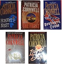 Patricia Cornwell Andy Brazil/Hammer & Gareno Series (5 Book Set) : Hornet's Nest, Southern Cross, Isle of Dogs, At Risk, ...