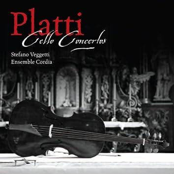 Platti: Cello Concertos