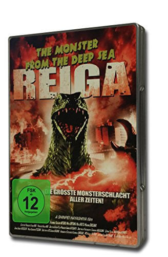 Reiga - The Monster from the Deep Sea - Metal-Pack