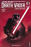 Star Wars Darth Vader Lord Oscuro nº 01/25 (Star Wars: Cómics Grapa Marvel)