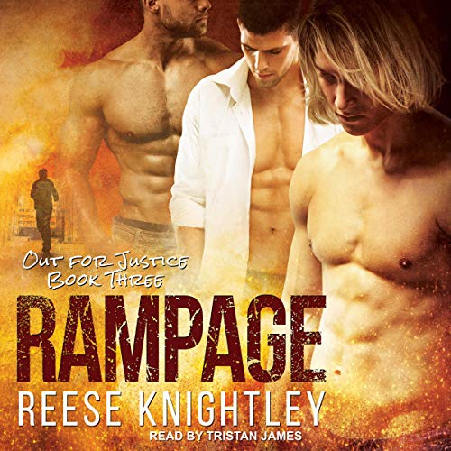Rampage audiobook cover art