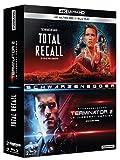 Terminator 2 + Total Recall [Francia] [Blu-ray]