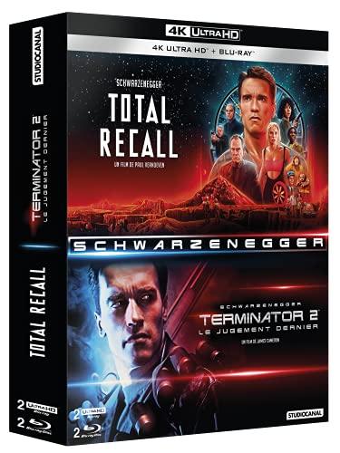 Terminator 2 + Total Recall [4K Ultra HD]