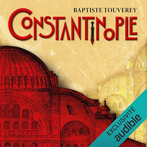 Couverture de Constantinople