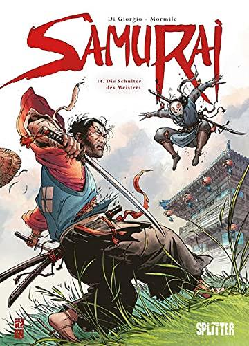 Samurai. Band 14: Die Schulter des Meisters