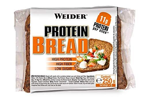 WEIDER PROTEIN BREAD - PAN PROTEICO