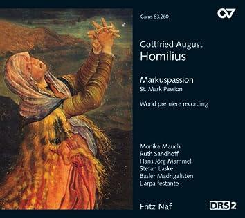 Gottfried August Homilius: Markuspassion · St. Mark Passion