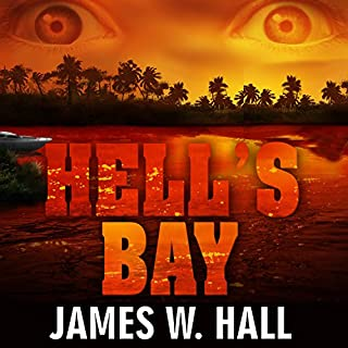 Hell's Bay audiobook cover art