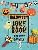 Halloween Joke Book for Kids & Family: Scary and Fun jokes for kids
