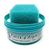 BioVeg5 | Pierre d'Argile 500 gr | Pierre Blanche Naturelle de Nettoyage et son...