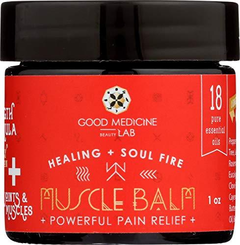 Good Medicine Beauty Lab, Balm Muscle, 1 Ounce