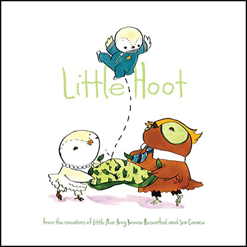 Little Hoot audiobook cover art