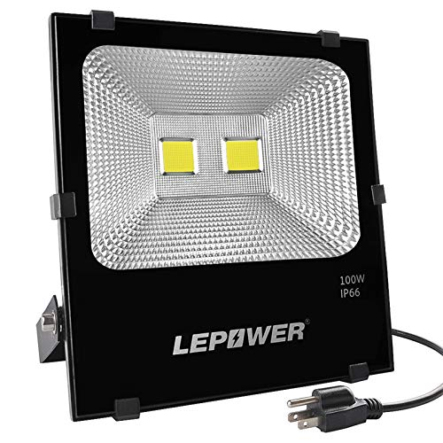 LEPOWER LED Flood Light Outdoor