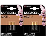 <span class='highlight'>Duracell</span> <span class='highlight'>MN21</span> A23 <span class='highlight'>12</span> Volt <span class='highlight'>Alkaline</span> Security <span class='highlight'>Battery</span> ( LRV08)- Pack of 2