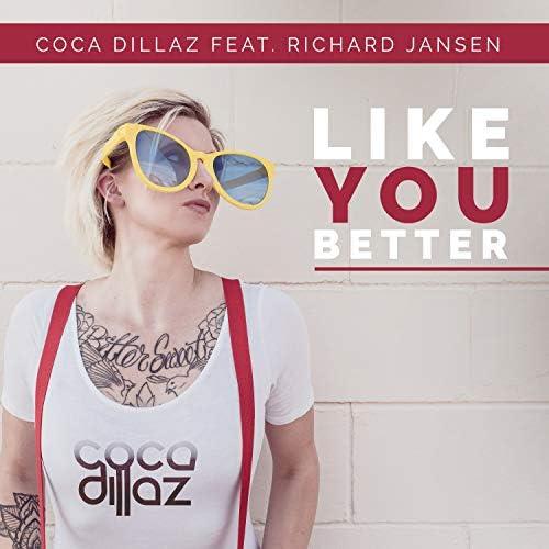 Coca Dillaz feat. Richard Jensen