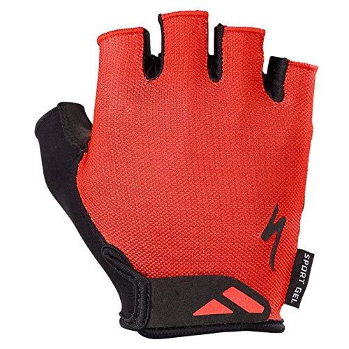 guanti specialized SPECIALIZED Guanti Body Geometry Sport Gel Rosso Rosso S