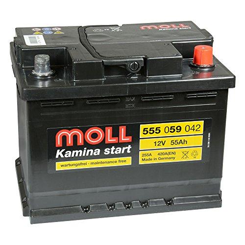 Moll Kamina Start 555 059 042 12V 55Ah