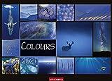 Colours of Nature Kalender 2021