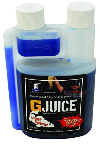 T-H Marine U21-FW G-Juice Livewell Treatment - Freshwater, 1 oz.