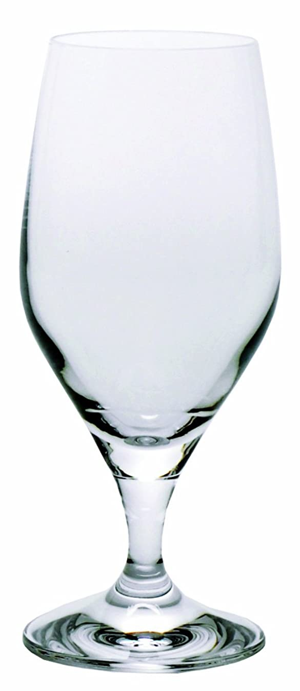 Schott Zwiesel Stemware Classico Collection Tritan Crystal Water Beverage Glass, 13-1/2-Ounce, Set of 6