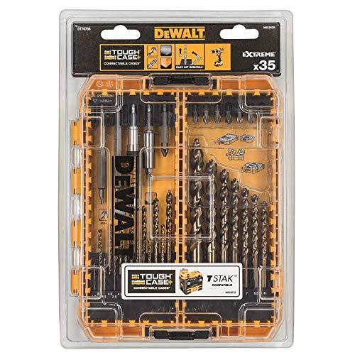 DEWALT DEWDT70756QZ Drilldriver Set