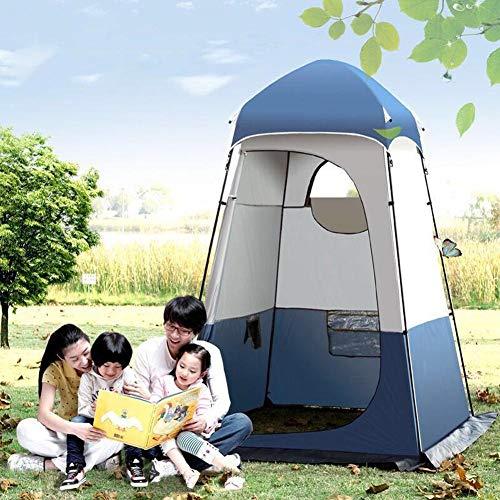 Aheadad - Tienda de campaña para camping, ducha de camping, para exterior, para baño, para cambiar el modelo de baño