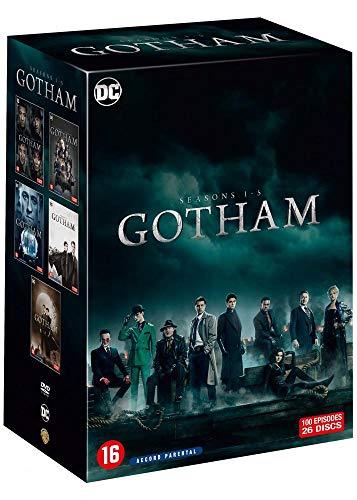 Gotham - Seizoen 1-5